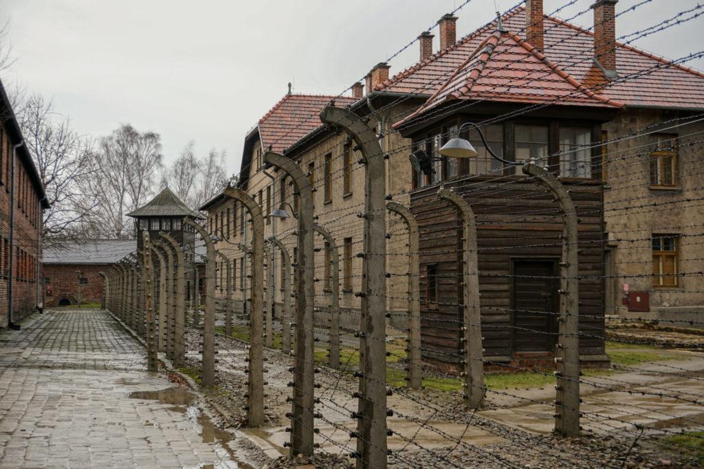 Konzentrationslager Birkenau Ausschwitz