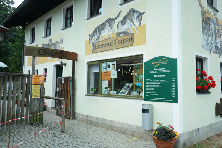 bayerwald Tierpark Lohberg lohnt es sich