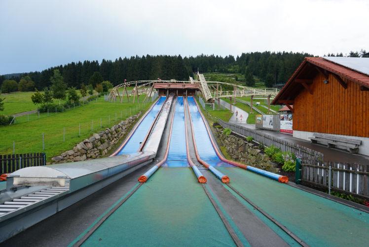 bayerischer Wald Freizeitpark St Eglmar