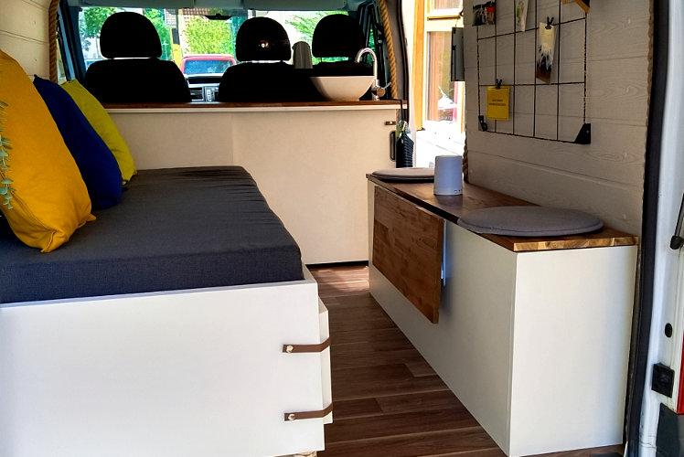 Wohnmobilzulassung Campervan