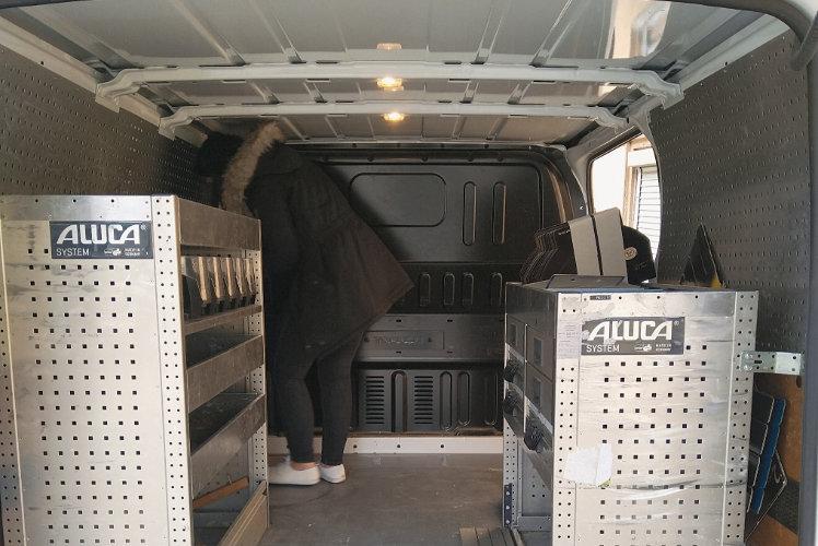 Umbau Kastenwagen zum Camper für Wohnmobilzulassung