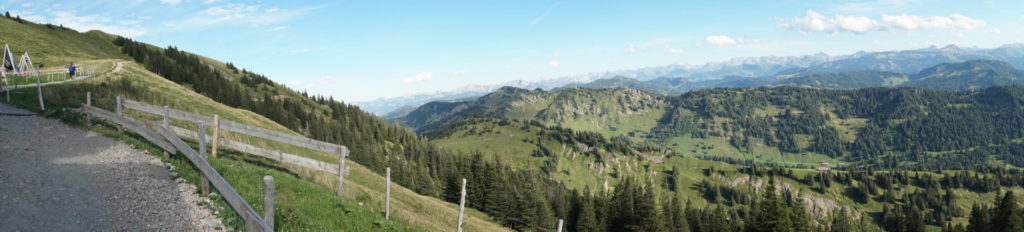 Panorama Hochgrat