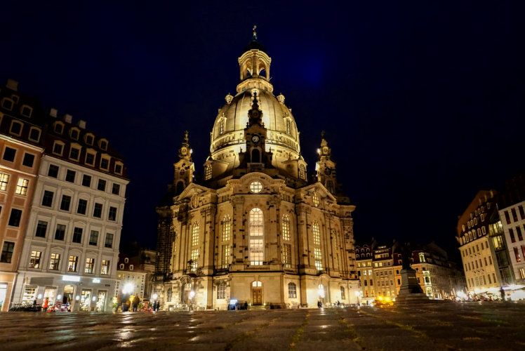 Frauenkirche Dresden Sehenswürdigkeiten