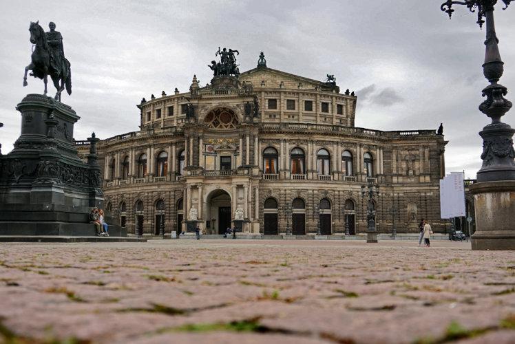 Semperoper Dresden Sehenswürdigkeit