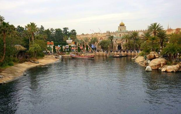 Disney Sea in Tokio